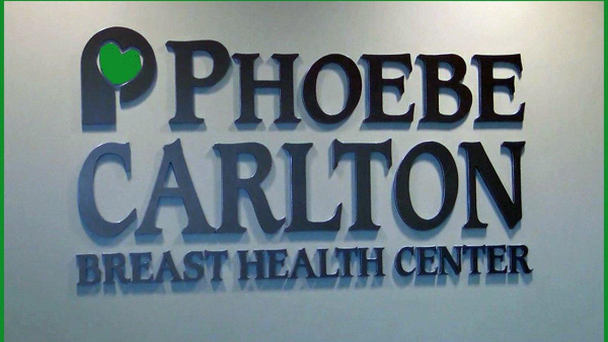 The Phoebe Carlton Breast Center