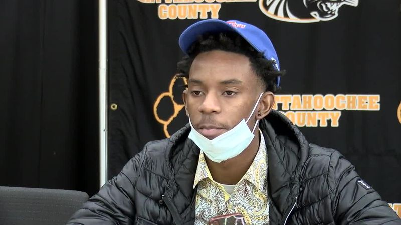National Signing Day: Chattahoochee County High School