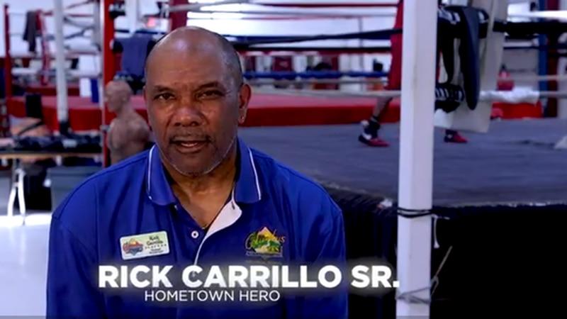 Hometown Hero - Rick Carillo