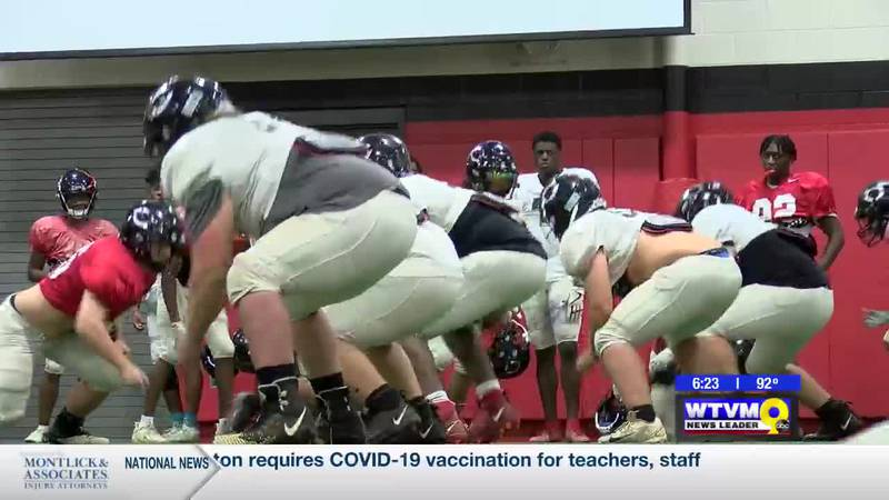 In the Huddle: Callaway Cavaliers