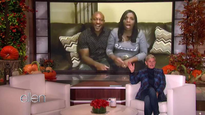Smiths Station surprised by Ellen on new episode