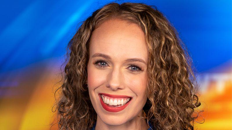 Meteorologist Lauren Linahan