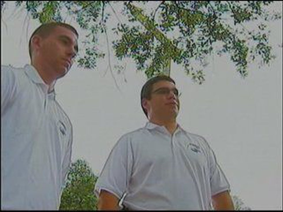 Robert Eager and Kyle Wilkins are leading the charge to bring guns to Georgia Tech's campus...