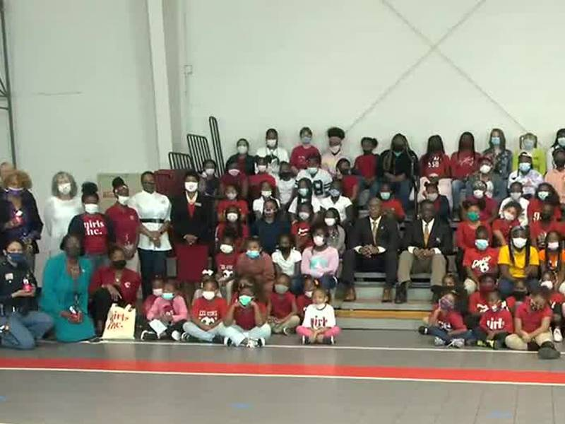 Girls Inc. hosts Community Partners Day