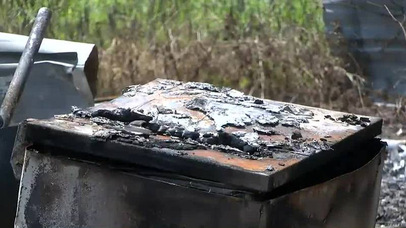 Co-workers step up to help Lee Co. employee who lost everything in house fire
