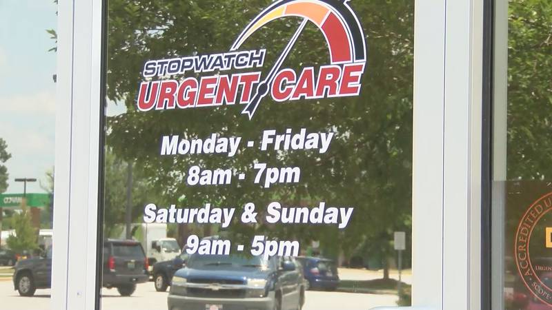 Stopwatch Urgent Care to offer new COVID-19 test