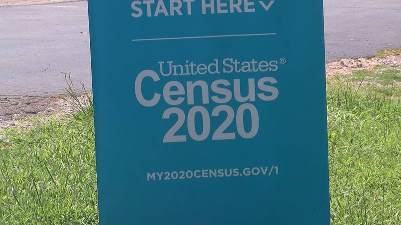 Southern Illinois Health Department helps people with census