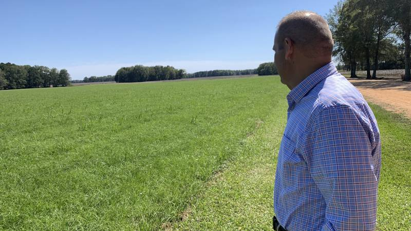 A 376-acre field located off Alabama Highway 229 and Rifle Range Road has been announced as the...