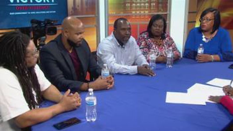 Victory over Violence: A round table discussion with Columbus community members on solutions to...