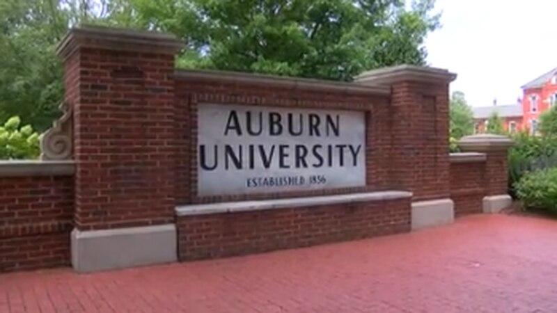 Auburn University urging students to get COVID-19 testing ahead of Thanksgiving break