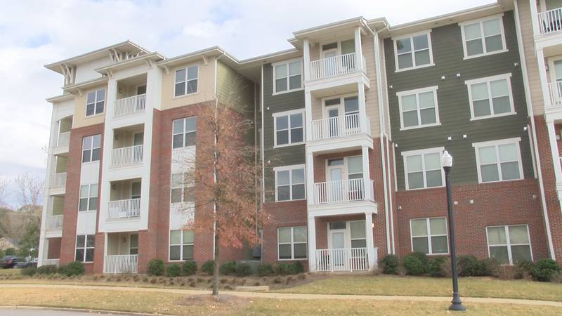 Student housing in Auburn is continuing to increase, causing some concern for city leaders.