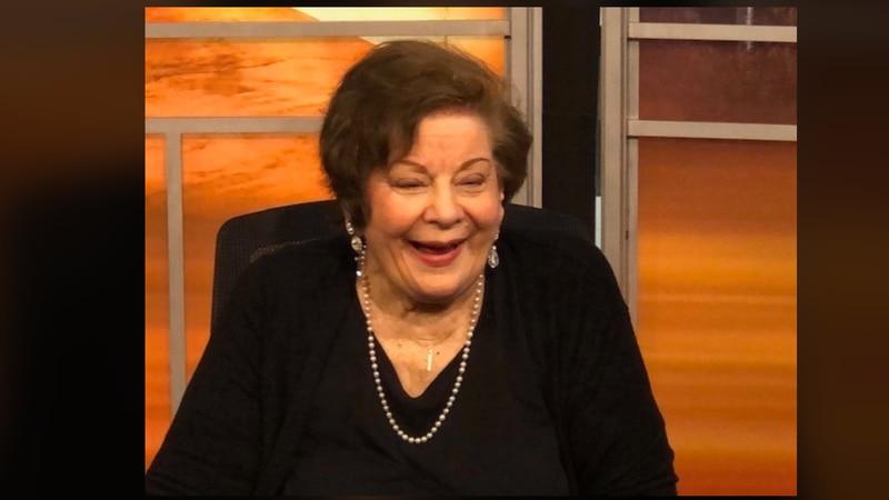 """Patsy Avery, star of """"Miss Patsy's Playhouse"""""""
