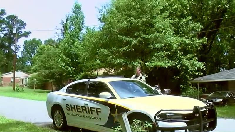 Muscogee County Sheriff's Office Ride-Along