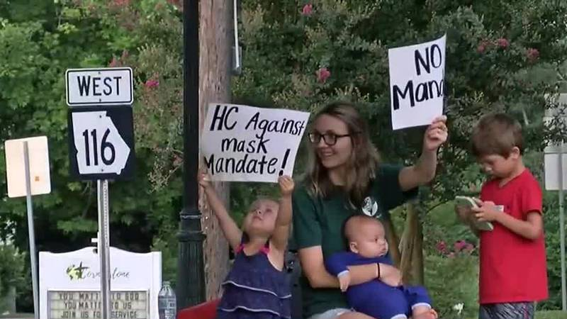Some Harris Co. parents upset about new mask policy