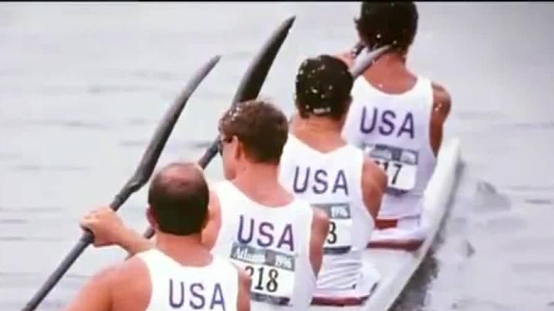 Remembering the Olympics in Atlanta in 1996