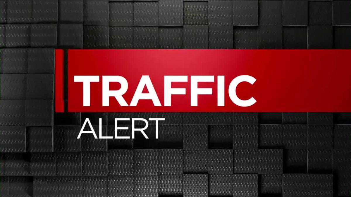 Region 8 News Traffic Alert graphic