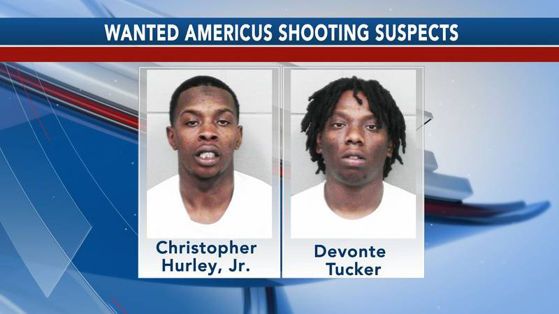 The two men are wanted are out of Americus.