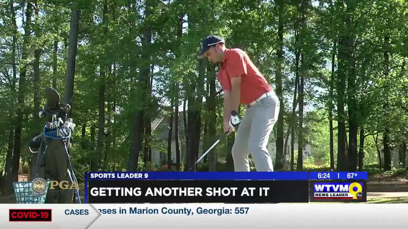 Keen ready for PGA Professional Championship