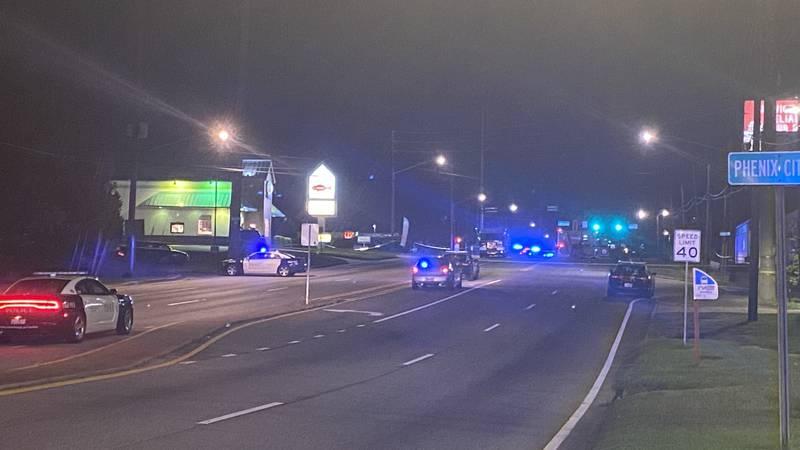 Pedestrian killed in crash on Veterans Pkwy. in Columbus