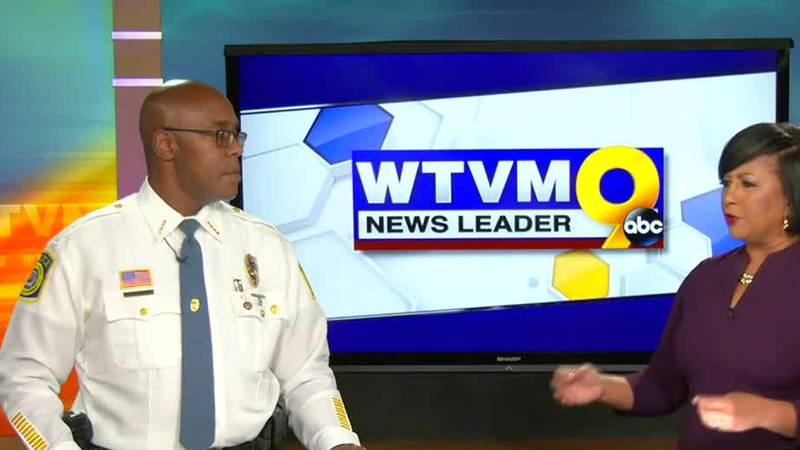 Columbus police chief talks recent crime, efforts to stop the violence