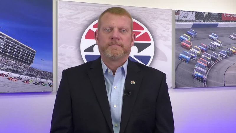 One-on-One: Atlanta Motor Speedway GM Brandon Hutchinson