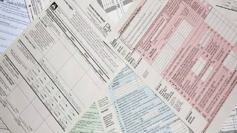 The deadline to file your taxes is April 15.