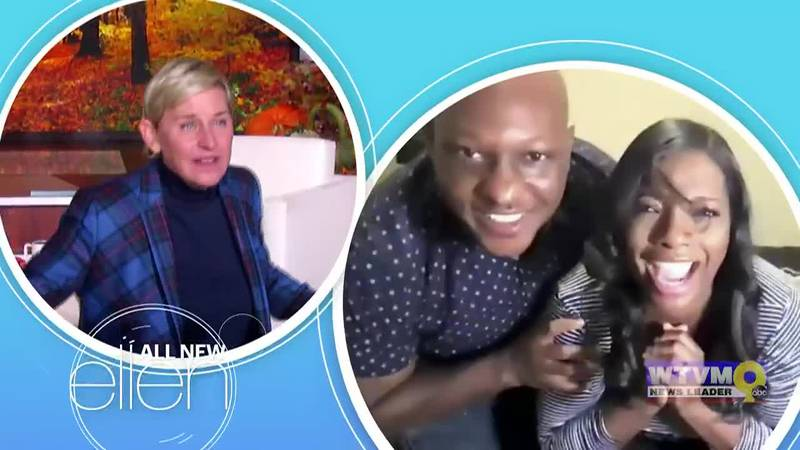 The Terry family from Smiths Station returns to the Ellen Show