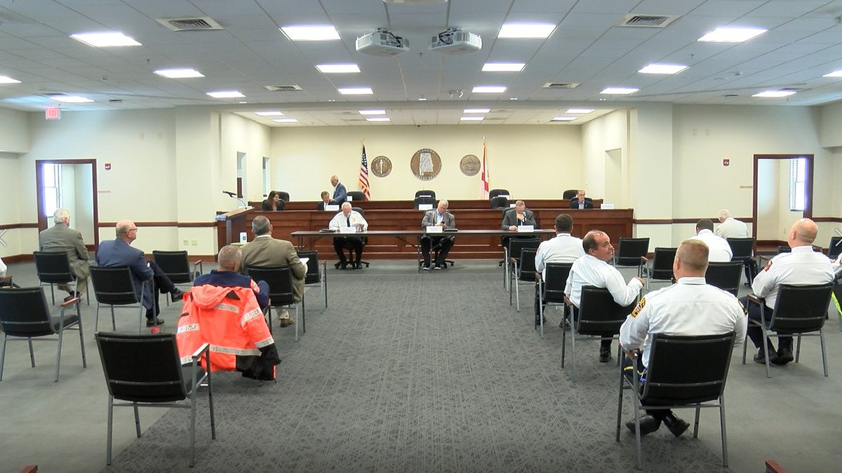 Monday morning the governor's task force assigned to address safety concerns about school...