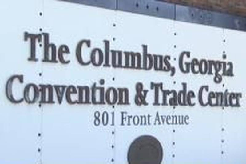 Interim Director of Columbus Convention and Trade Center named