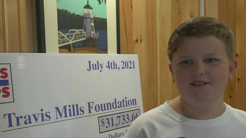 MILITARY MATTERS: Boy raising thousands of dollars and scoops for troops