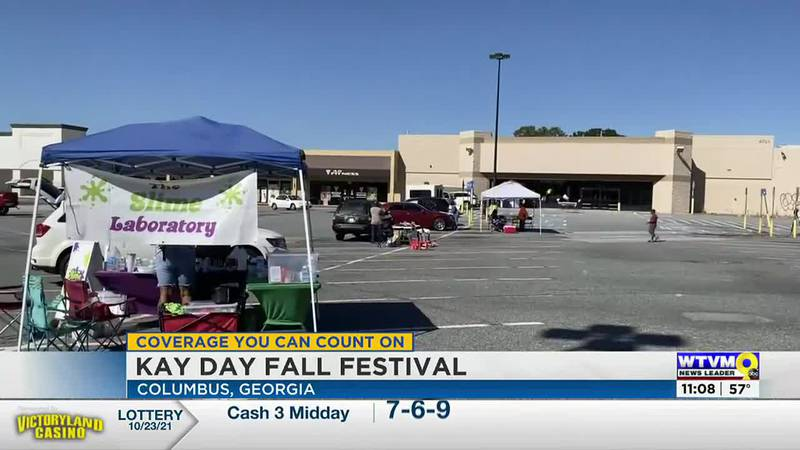 'Kay Day' Fall Festival, breast cancer awareness event held in Columbus