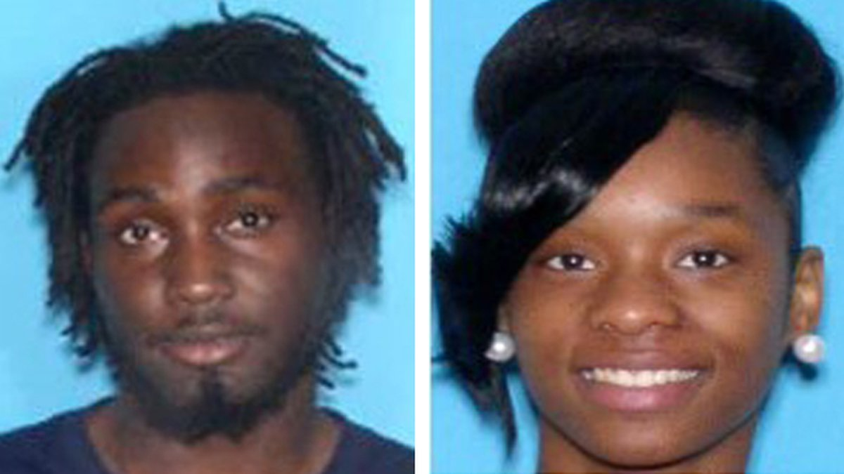 Rufus Brown, 31, and Jonisha Jordan, 21, both of Montgomery, were arrested and charged after a...