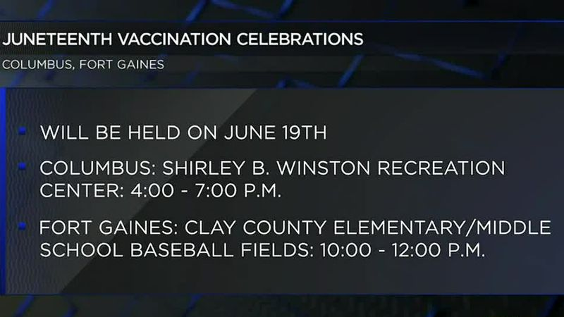 GDPH to host Juneteenth vaccination celebration on June 19.