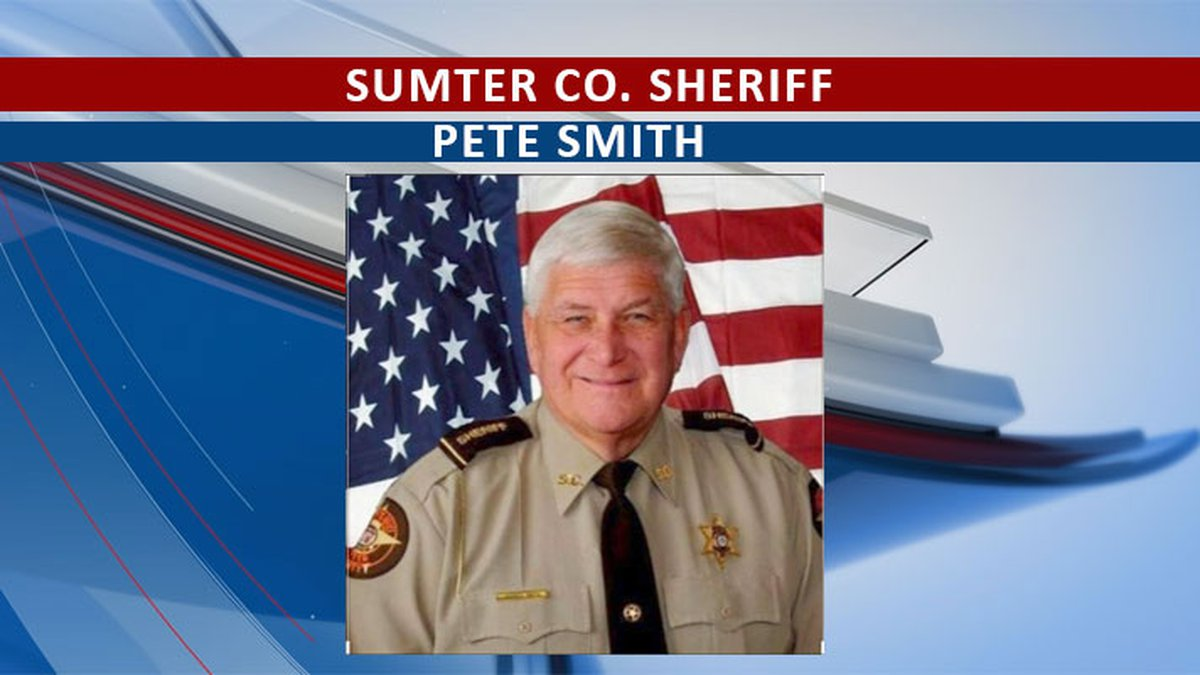 Smith was Sumter County's sheriff for four terms