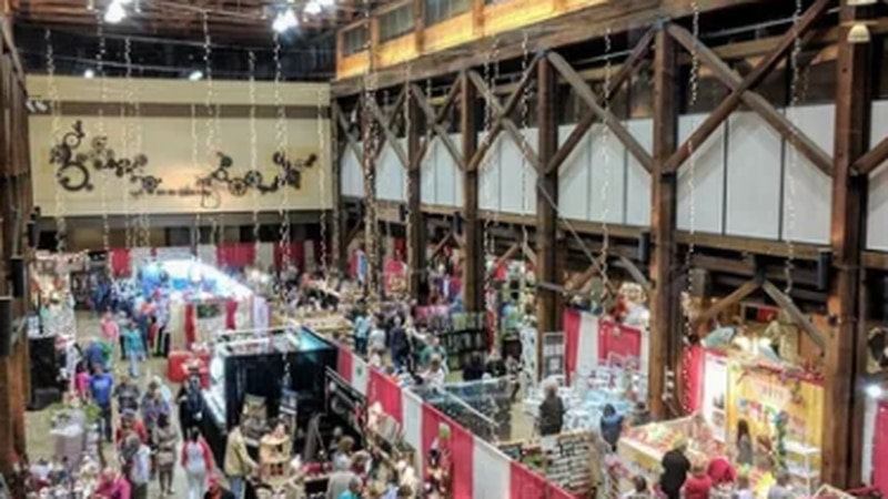 30th Annual Christmas Made in the South in Columbus this weekend
