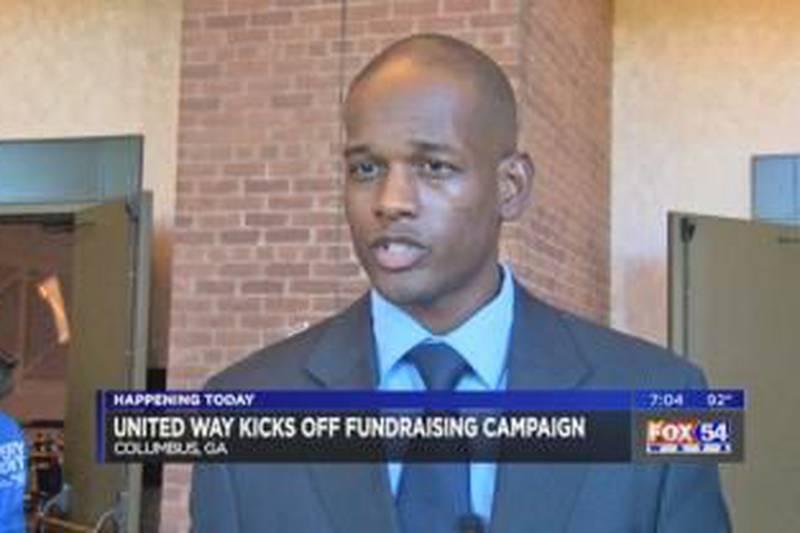United Way kicks off 2016 fundraising campaign