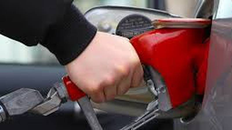Gas went up another 4¢ a gallon since last week