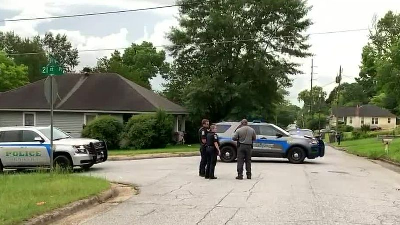 Phenix City police investigating reports of shots fired.