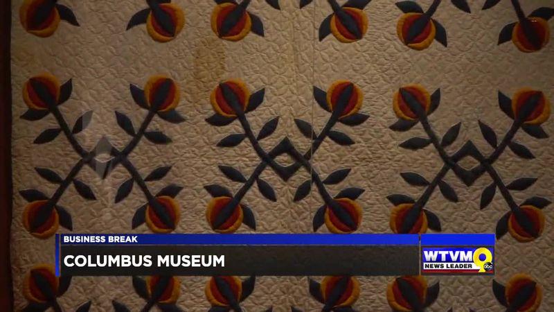 BUSINESS BREAK - COLUMBUS MUSEUM