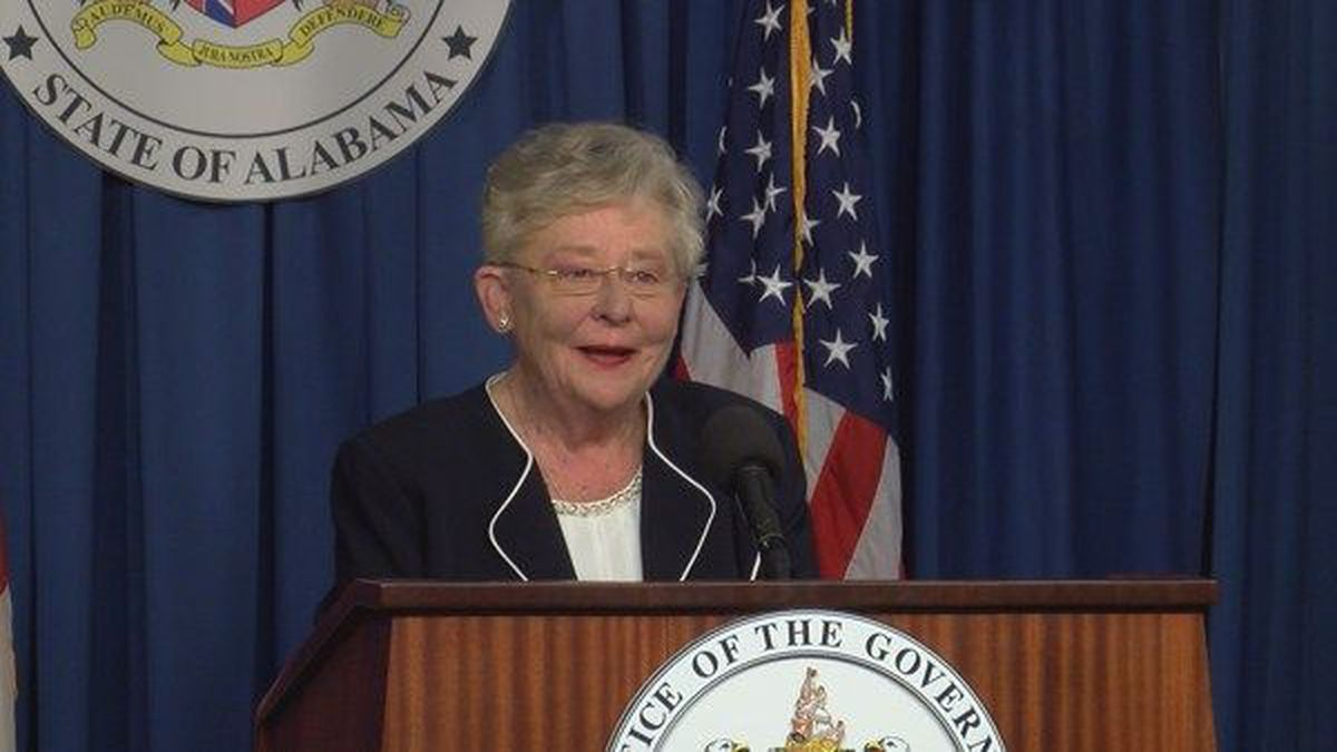 """Gov. Kay Ivey is expected to make a """"major"""" economic development announcement Thursday in..."""