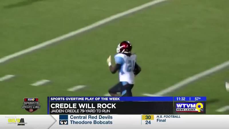Credle Will Rock
