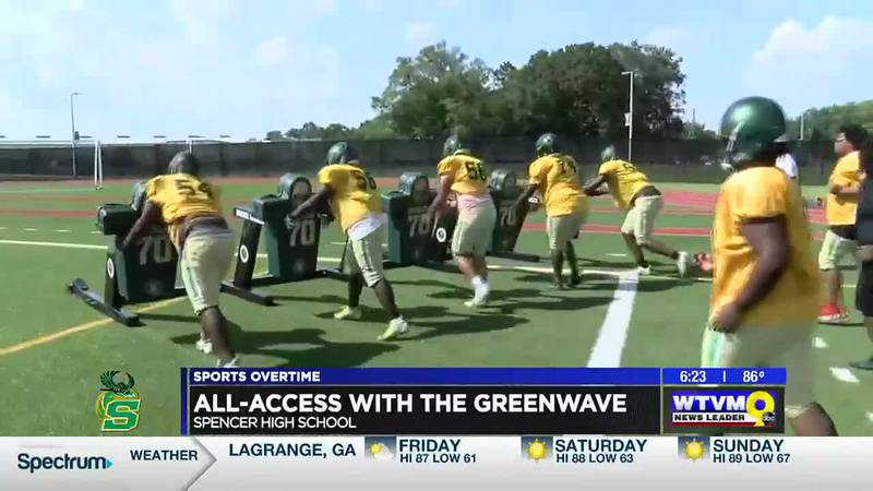 All Access: Spencer Greenwave