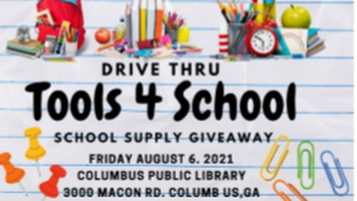 Davis Broadcasting Inc. to hold 22nd Annual Tools 4 School Supply Giveaway in Columbus