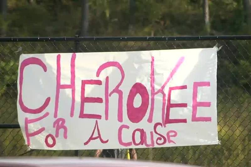 Kendrick High Schools hosts 2nd annual 'Walk for a Cure'
