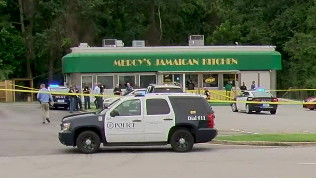 Mercy's Jamaican Kitchen owner believes Tuesday afternoon Milgen Road shooting was an accident