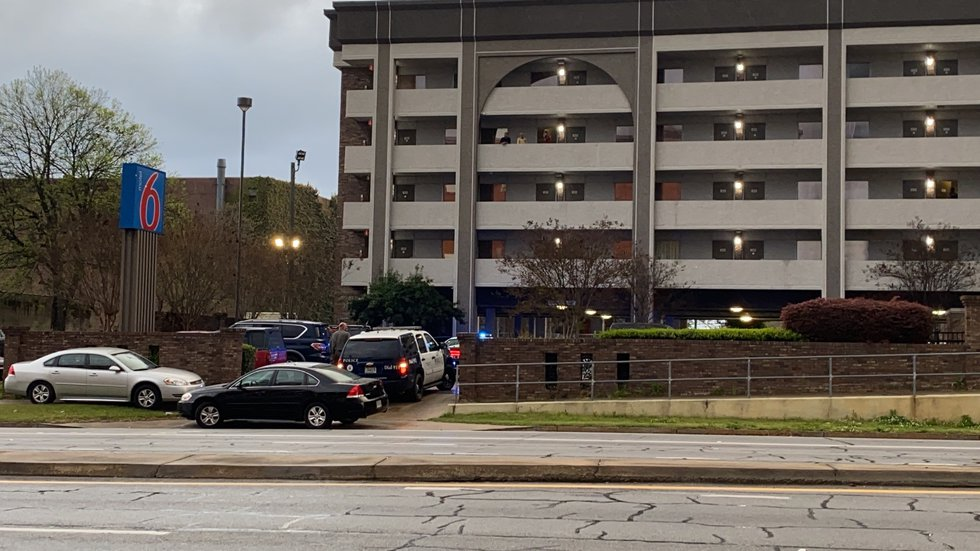 Homicide investigation underway after two men found dead at Motel 6 in Columbus