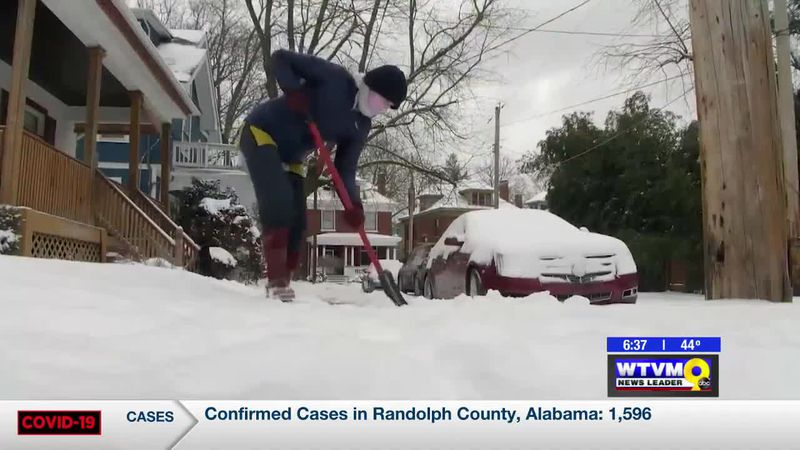 Power of Goodwill: Ohio group organizes snow shoveling assistance