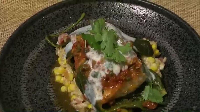 Auburn chef wins annual seafood cook-off