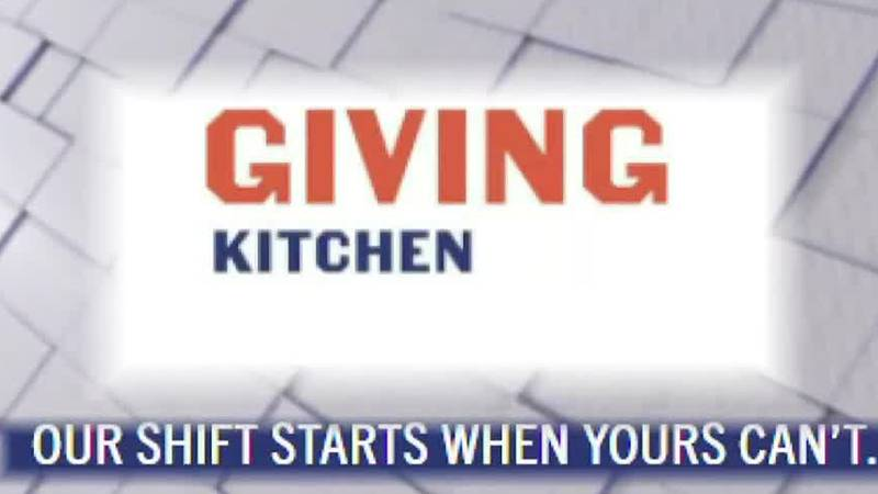 Giving Kitchen gives new life to local community