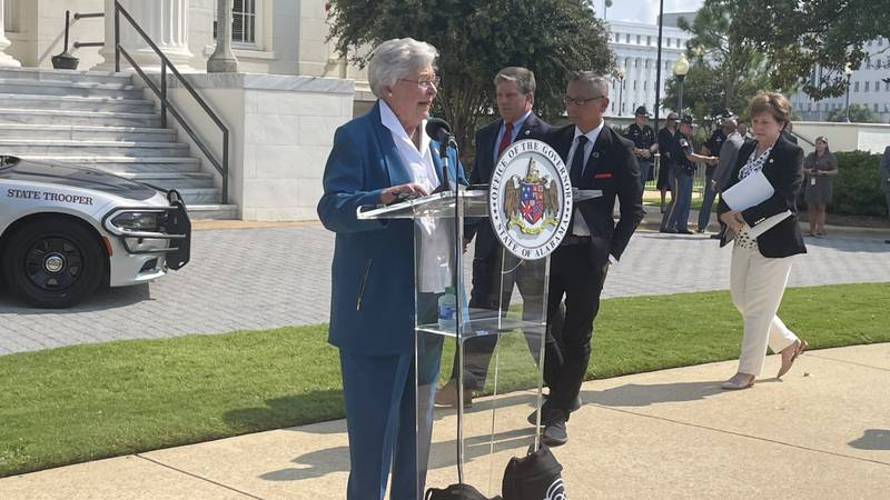 Ivey announced Tuesday the state partnered with KultureCity to provide training and...